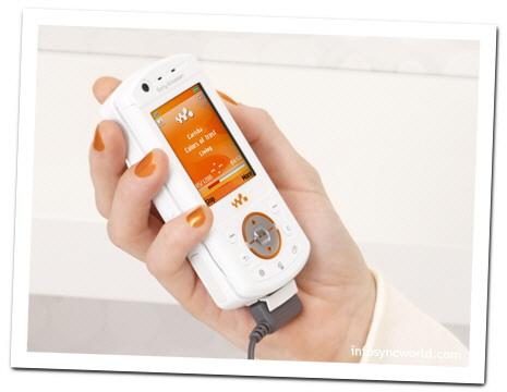 Sony Ericsson W900i le portable Walkman™ 3G