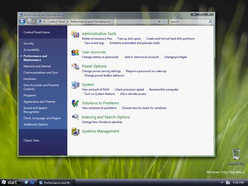 Generation-NT test Windows Vista en bêta.