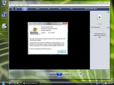 Nouveau : La version officielle de Windows Media Player 11 enfin là.
