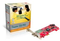 HotHardware test le PowerColor Theater 550 Pro PCI Express.