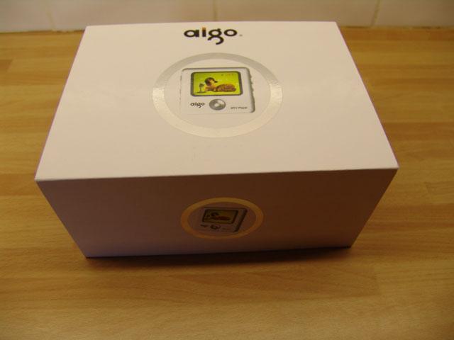 GenerationMP3 test le lecteur MP3 Aigo E858