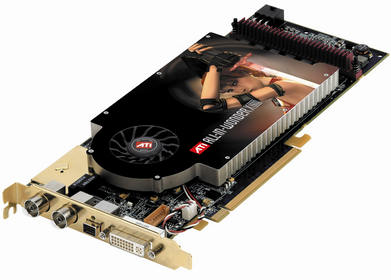 Clubic test ATI All-In-Wonder Radeon X1900.
