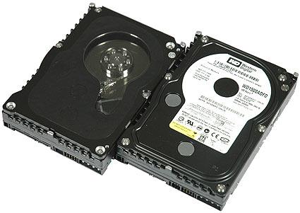 Tom's Hardware teste le Western Digital WD1500AD Raptor X
