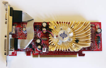 Clubic teste la MSI GeForce 7300 GS 256 Mo