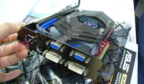 Le monstre ASUS EN7800GT Dual en photos.