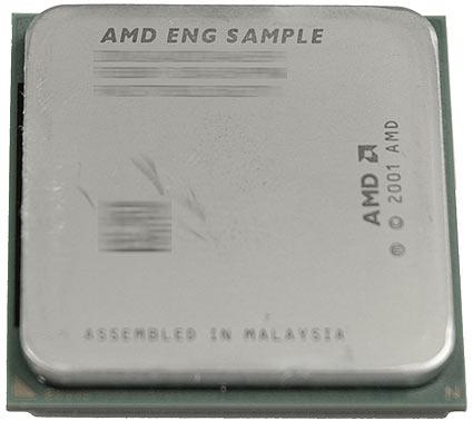 AMD voudrait faire des processeurs  façon NVIDIA SLI ?!