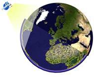 Face à face de Windows Live Local et Google Earth fait par Les Numériques.