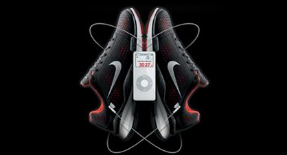 Apple et Nike inventent le Nike+iPod