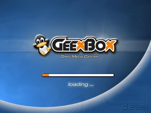 GeexBox version 1.0 enfin disponible