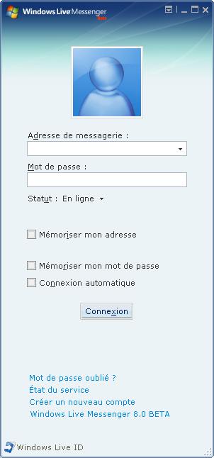 Microsoft dévoile la version Finale de Windows Live Messenger