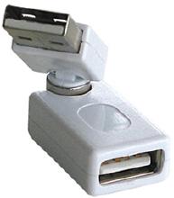 Lindy USB 360 l'amis de vos ports USB mal placés