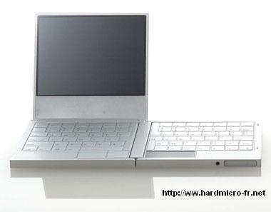 Vidéo : Fujitsu et son PC ultra portable très spécial.