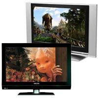 Test : Comparatif des TVs LCD LG 32LZ55 et Philips PFL7562D.