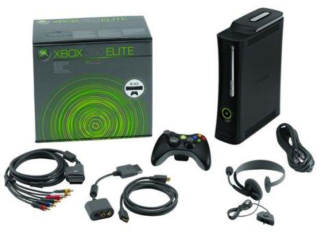 La Xbox 360 Elite est disponible aux Etats-Unis.
