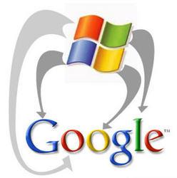Microsoft satisfait les désirs de son ennemi Google.
