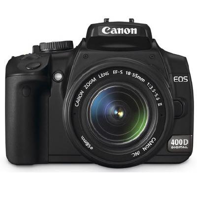 Le Canon EOS 400D, un Appareil Photo Numérique de 10 Mégapixels  à bon prix.