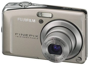 Fujifilm FinePix F50fd, un APN de 12 Mégapixels à bas prix !!