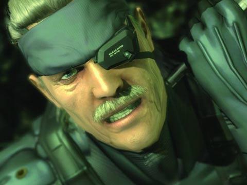 Metal Gear Solid 4 : Guns of Patriots sur Xbox 360 le 26 septembre 2008 ?!!