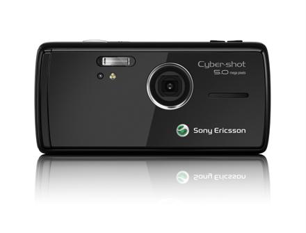 Sony Ericsson H1i, un mobile avec un APN de 7.2 Mégapixels