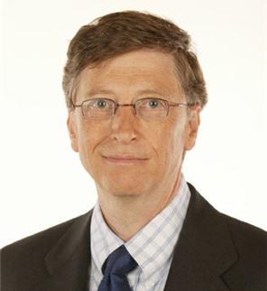 Bill Gates tire sa révérence avec humour