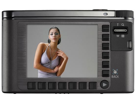 Samsung VLUU NV20, un APN de 12,1 Mégapixels.