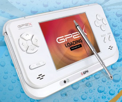GamePark GP2X F-200, la nouvelle console de jeux pour octobre ?!!