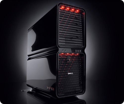 Test : PC de Bureau Dell XPS 710 H2C