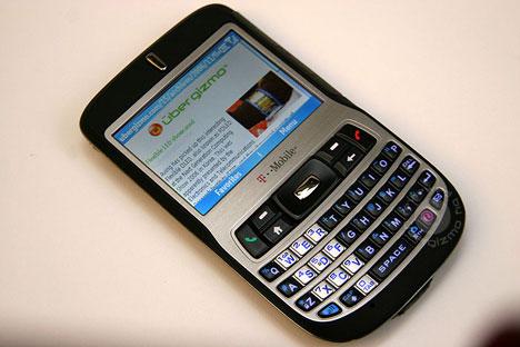 Test : SmartPhone HTC S620