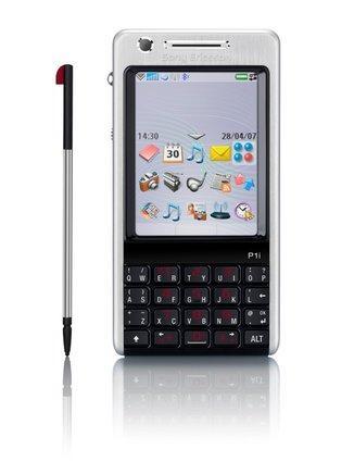 Test : SmartPhone Sony Ericsson P1i.