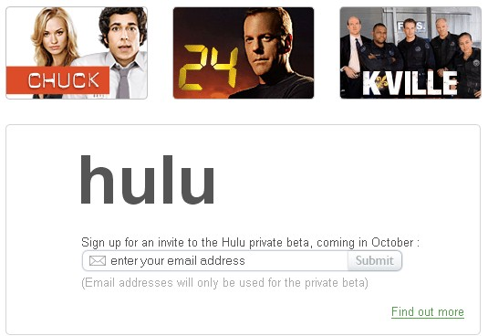 NBC Universal et News Corp lancent Hulu pour concurrencer YouTube