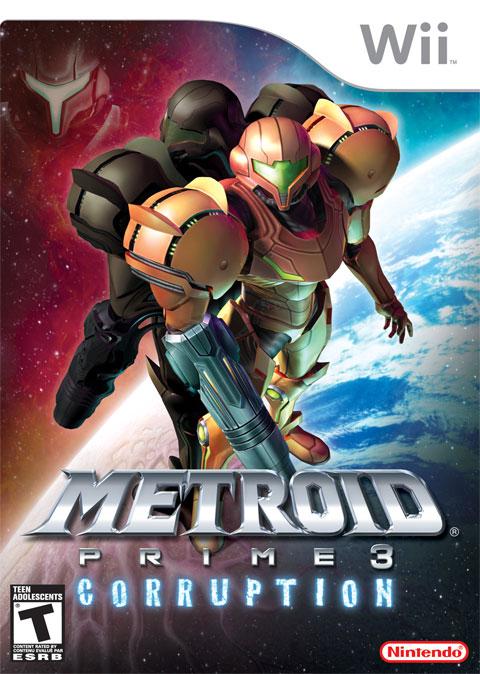 Test jeu : Metroid Prime 3 : Corruption sur Wii
