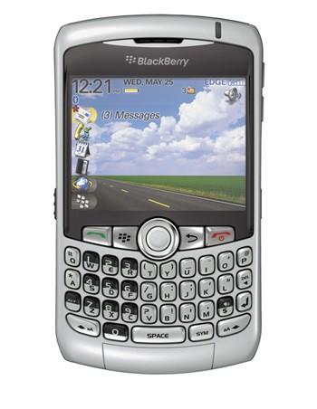 Test du PDAPhone RIM BlackBerry Curve 8310