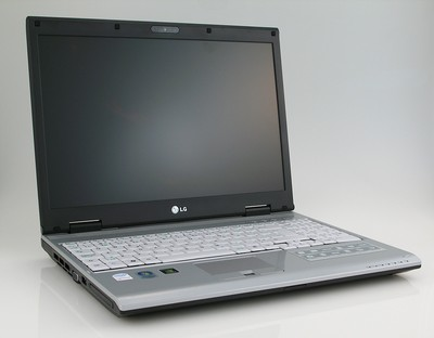Test : PC portable LG R500