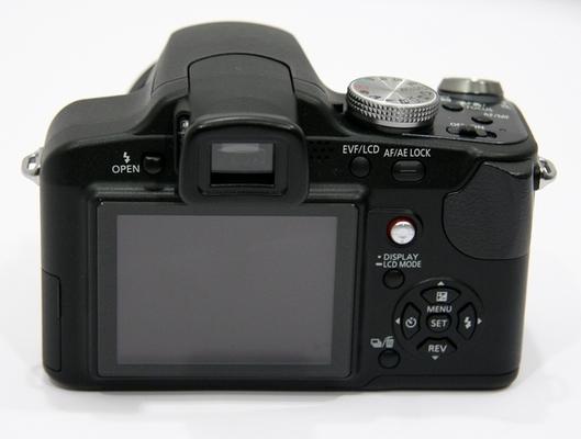Test : APN Bridge Panasonic DMC-FZ18.
