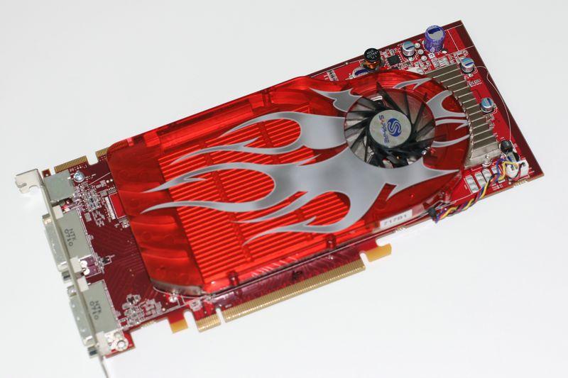Test : Cartes graphiques ATI (AMD) Radeon HD 2600XT, 2600Pro et 2400XT