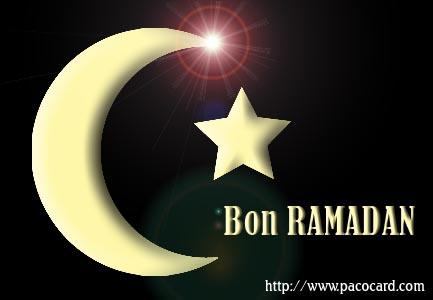 Très Bon Ramadan 2007 aux musulmans.