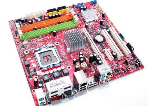 Test : carte mère MSI G33M-Fi