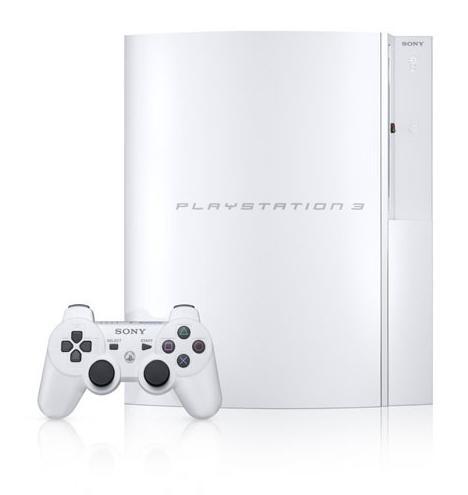 Une nouvelle PlayStation 3 de 40 Go à 399 euros.
