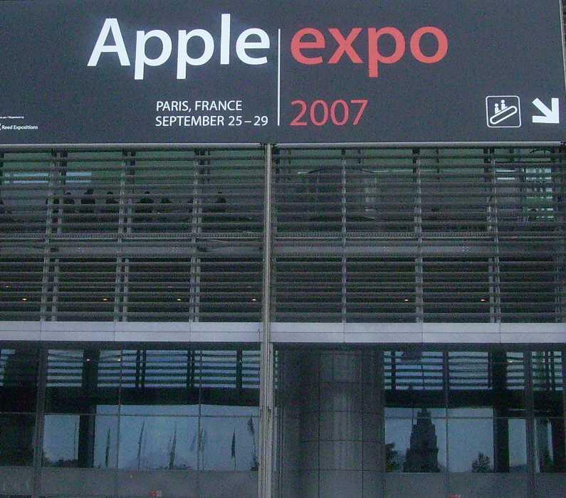 Apple Expo 2007 : Le compte rendu de Top-logiciel.
