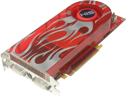 Test : Carte graphique HIS Radeon HD 2900 Pro 512 Mo PCI-E