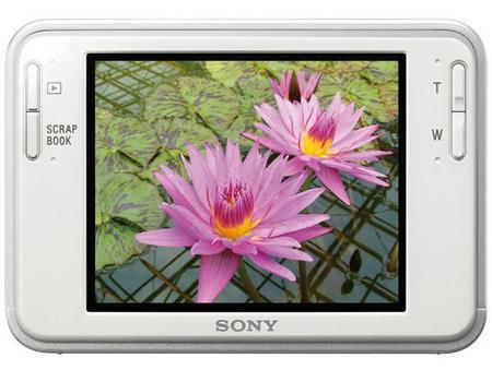 Sony Cybershot T2, un de APN 8,1 Mégapixels et un air d'iPod Nano 2G