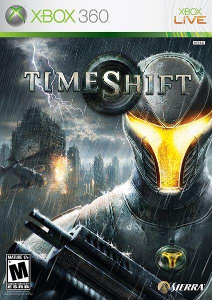 Video du jeu Timeshift sur Xbox 360 et PC et PS3
