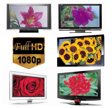 Test comparatif de 5 TV Full HD LCD et Plasma