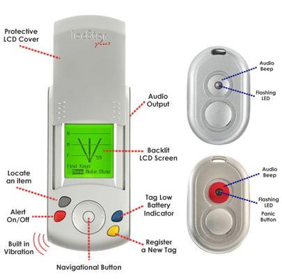 Test du télédétecteur Loc8tor & Plus RFID