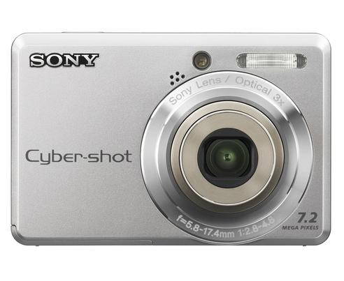 L'APN Sony Cyber-Shot DSC-S730 pour mi-janvier 2008