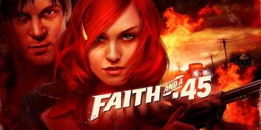 Deadline Games annonce Faith And A .45