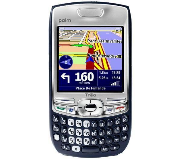 Test du SmartPhone Palm Treo 750