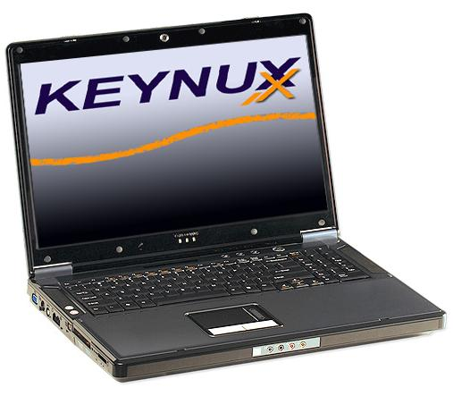 Test du PC Portable 17 pouces, Keynux Widea DX