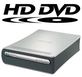 Microsoft met fin à la production des lecteurs HD DVD externe