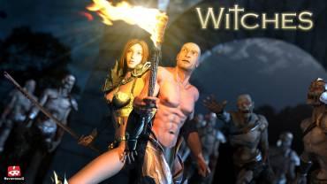 Witches ressort de l'ombre en images